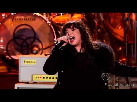 Ann & Nancy Wilson (Heart) Stairway To Heaven Live HD