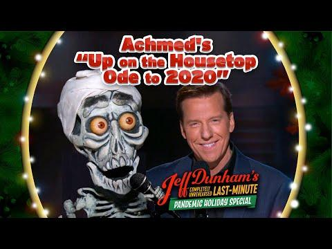 Achmed's Video - Up on the Housetop Ode to 2020 - JEFF DUNHAM