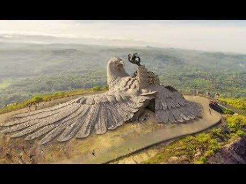 The Largest Bird Sculpture In The World. Your Daily Dose Of Internet