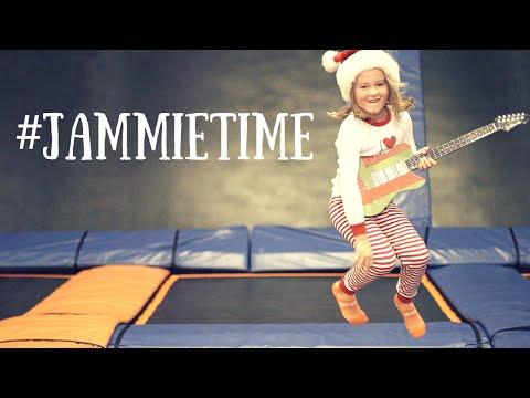 #JAMMIETIME : Holderness Family 2014 Christmas Video
