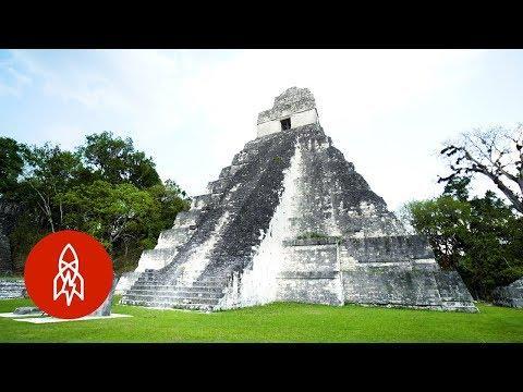 Exploring Guatemala's Mayan Ruins