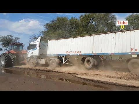 Extreme truck fails gone wrong - recovery in the world