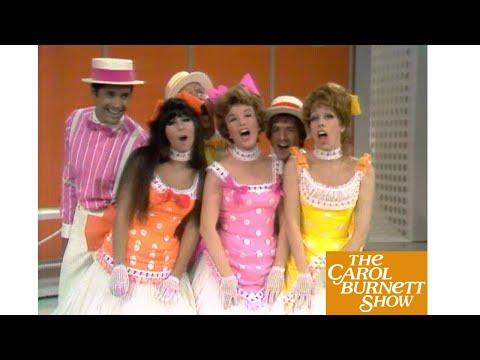 The Carol Burnett Show - Season 1, Episode 011 - Guest Stars: Sonny & Cher, Nanette Fabray #Video