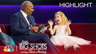 Little Big Shots - 6-Year-Old Author and Entrepreneur (Episode Highlight)