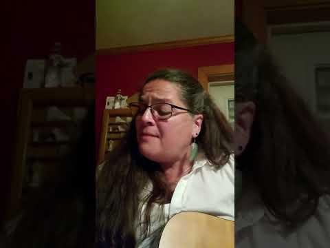 Live Forever. Diana Wilcox Cover Video