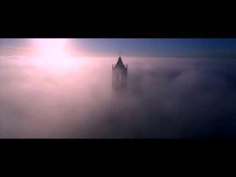 Drone Captures Gorgeous Footage Of Dom Tower Tallest Church In The Netherlands