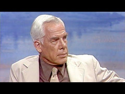 Lee Marvin Talks Acting on The Tonight Show Starring Johnny Carson - 06/22/1976