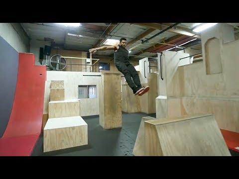 Epic Parkour & Freerunning Skills by Darryl 'Waverunner' Stingley | People are Awesome