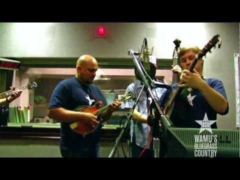 Frank Solivan & Dirty Kitchen - Trouble, Trouble, Trouble [Live At WAMU's Bluegrass Country]