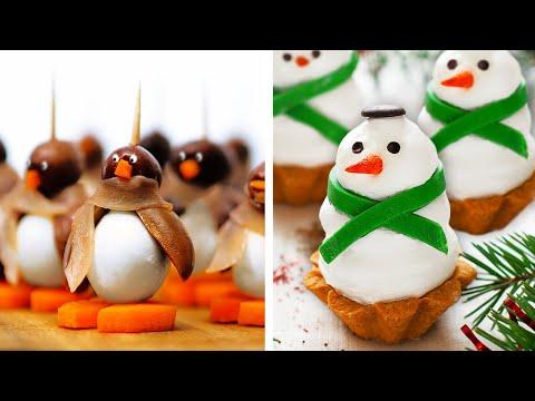 31 CUTE DIY DECORATIONS AND SNACK RECIPES FOR CHRISTMAS AND NEW YEAR PARTY