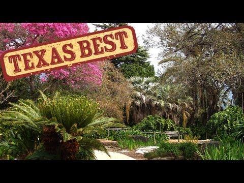 Texas Best - Arboretum (Texas Country Reporter)