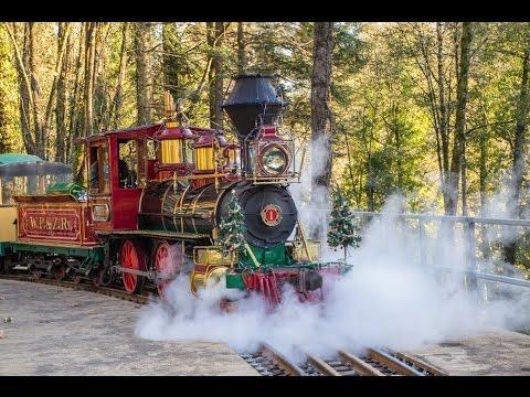 Restored Trains Make Trail Runs On New Trestle