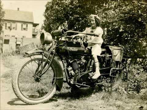 38 Funny Vintage Photos of Children Riding Motorcycles (Of course they can't ride, just for photos)