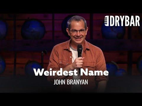 The Weirdest Name For A City You've Ever Heard. John Branyan Video