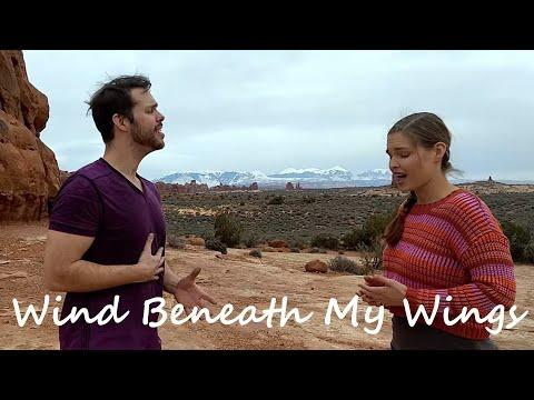 Wind Beneath My Wings - Bette Midler - 7th Ave Duet