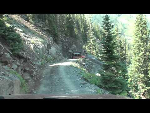 BLACK BEAR PASS, CO: OFFROAD ( 19 Min. )