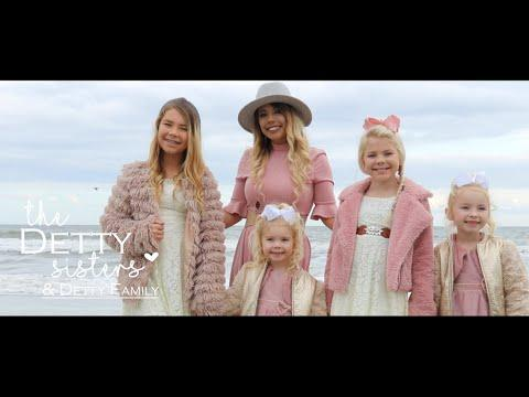 I Am -The Detty Sisters & Detty Family