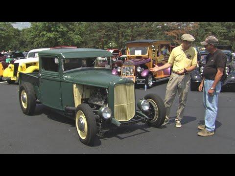 Ford Farm Truck Hot Rod   Created with Swap Meet Parts #Video