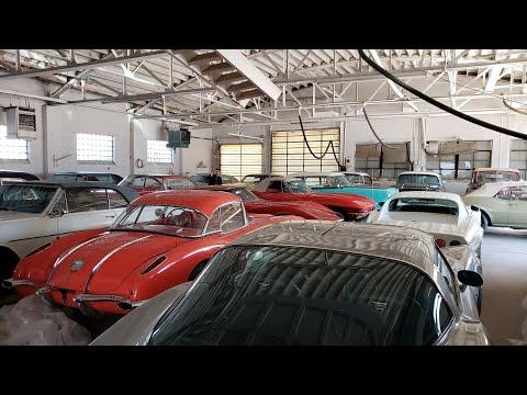 Amazing Kansas Barn Find-  The Bob Regehr Collection Auction
