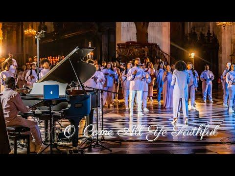 O Come All Ye Faithful (Bless The Lord) | The Spirituals Choir Video | 4 Carols 4 Christmas