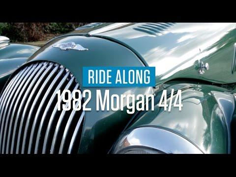 1982 Morgan 4/4 | Ride Along