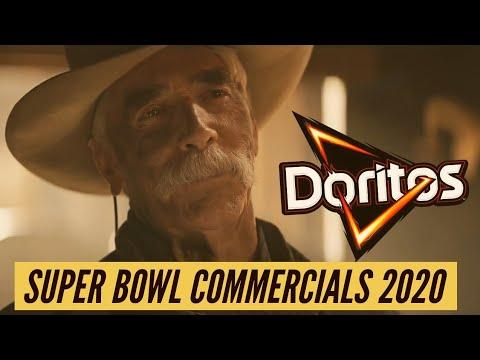 Doritos Super Bowl 2020 Teaser - Monologue feat Sam Elliott