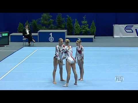Astonishing! Acrobatic Gymnastics