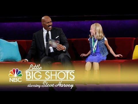 Little Big Shots - Surprise Animal Caller (Episode Highlight)