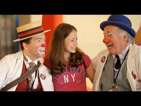 Clown Doctors Help Heal With Humor
