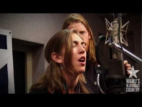The Stray Birds - Time In Squares [Live At WAMU's Bluegrass Country]