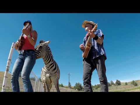 Bridget the Zebra Gets her Own song Video