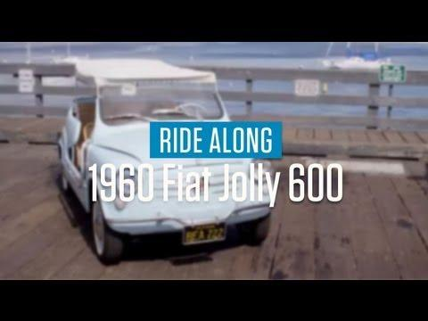 1960 Fiat Jolly 600 | Ride Along