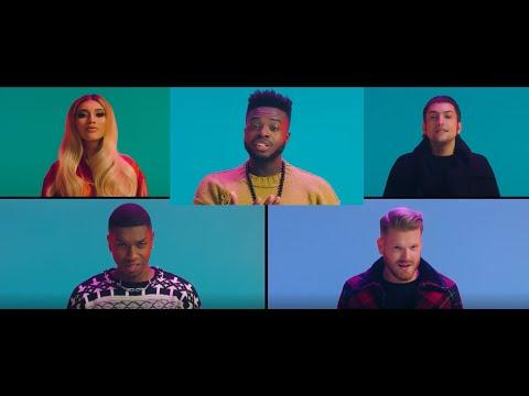 OFFICIAL VIDEO - 12 Days of Christmas - Pentatonix