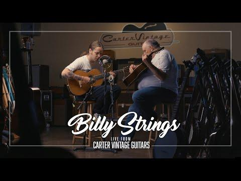 Billy Strings & his father , Terry Barber Video - Alberta