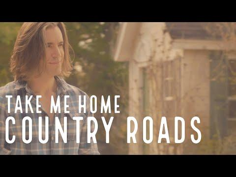 TAKE ME HOME, COUNTRY ROADS | Bass Singer Cover Video by Geoff Castellucci