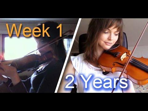 Adult Beginner Violinist