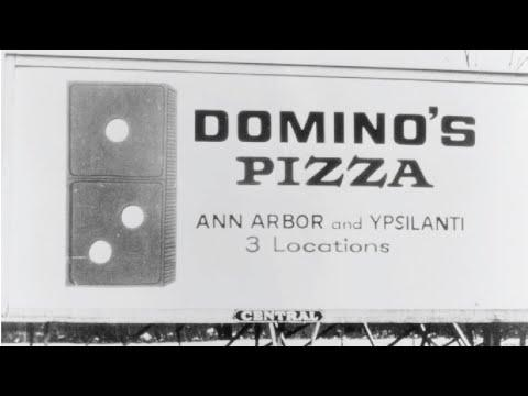 Domino's Pizza, Delivered in 30 Minutes or It's Free - Life in America #Video
