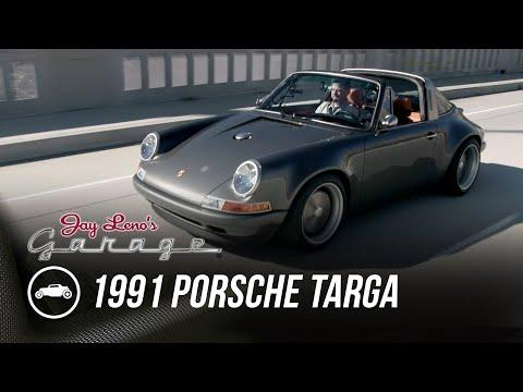 1991 Porsche Targa Video -Honor Roll- Restored By Singer - Jay Leno's Garage