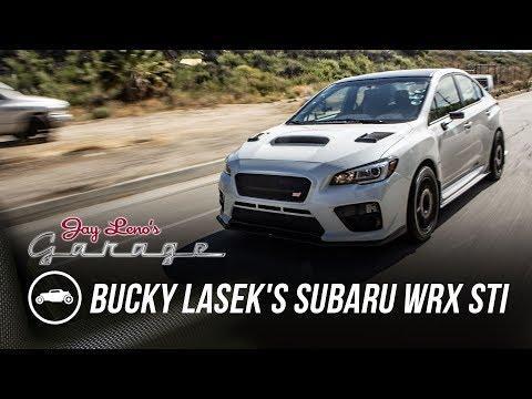 Bucky Lasek's 2016 Subaru WRX STI - Jay Leno's Garage
