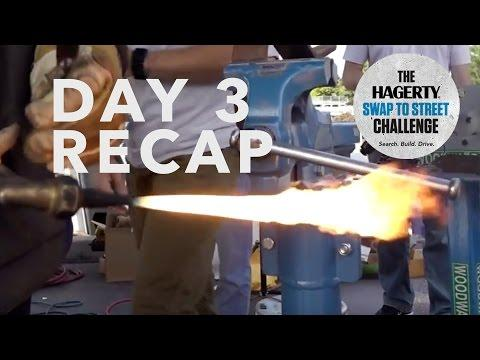 Hagerty Swap To Street | 2016 - Day 3 Recap