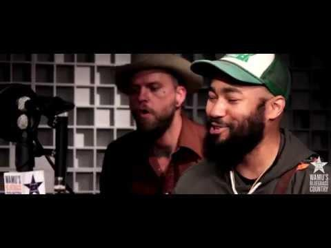 Whiskey Shivers - Friday I'm In Love [Live At WAMU's Bluegrass Country]