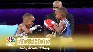 Little Big Shots - Baby Boxing Twins (Episode Highlight)