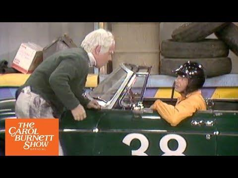 The Oldest Man: Pit Stop from The Carol Burnett Show (full sketch)