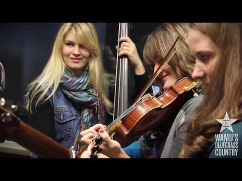 Della Mae - Turtle Dove [Live at WAMU's Bluegrass Country]