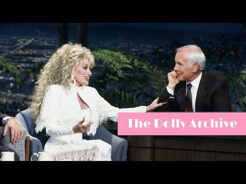 The Dolly Archive Video: Dolly Parton Interview & Performance on Carson November 22, 1989