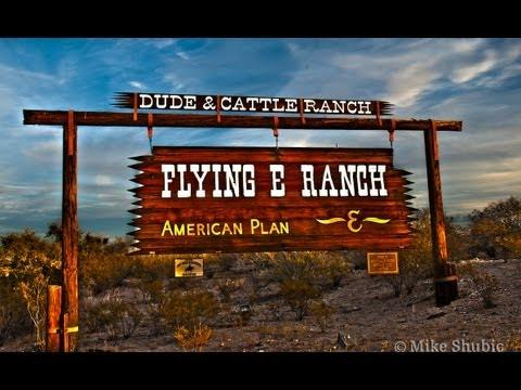 Flying E Dude Ranch in Wickenburg, Arizona