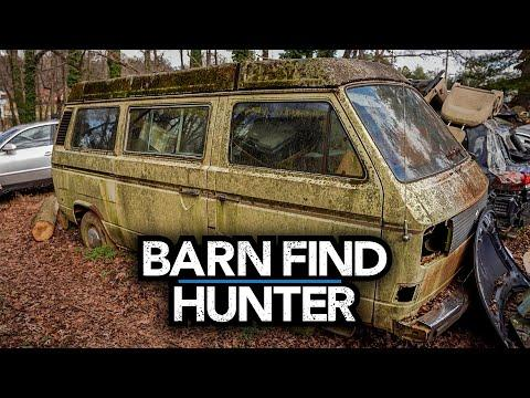 Rabbits, Squarebacks, Beetles, and Buses | Barn Find Hunter - Ep. 100   #Video