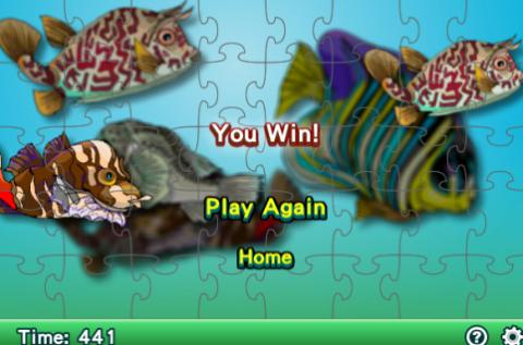 Free Game: Jigsaw Puzzle