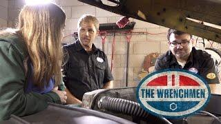 The Wrenchmen | Episode 3 - Jill's 1948 Ford F1 Truck