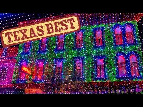 Texas Best - Christmas Lights (Texas Country Reporter)